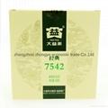 2013 year 7542 yunnan pu'er tea