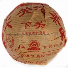 yunnan 2014 yr black tea yunnan tuocha pu'er tea