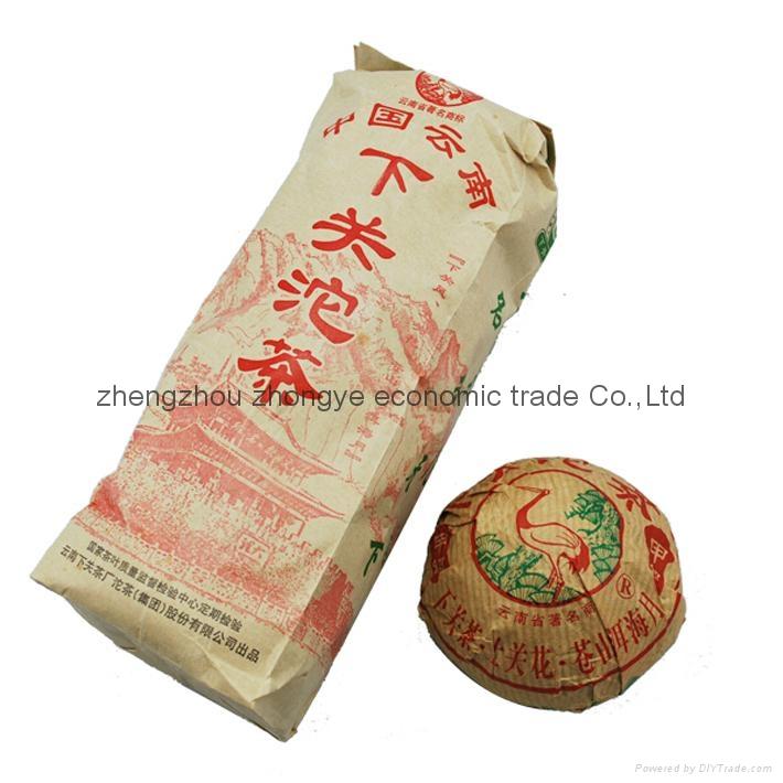 yunnan 2014 yr black tea yunnan tuocha pu'er tea 4