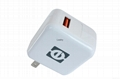 Latest design Quick charger 3.0 USB port