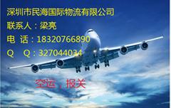 加拿大空运/海运/快递  民海国际物流
