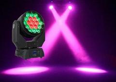 19顆新機械調焦搖頭燈