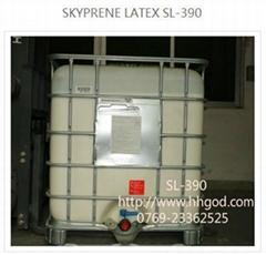SL-390氯丁橡胶胶乳