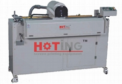 Automatic squeegee sharpener, squeegee grinding machine