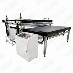 大型半自动丝印机