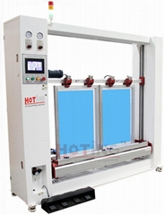 Two screens coating once, two screens auto coater, auto coat two screens (Hot Product - 1*)