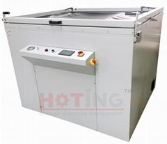 Screen exposure machine with the integrator, screen printing exposure unit