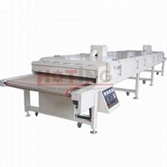 Screen printing dryer tshirt drying machine