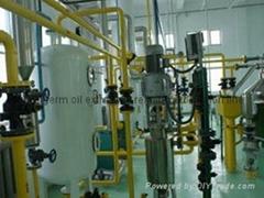 The price of oil press machine line