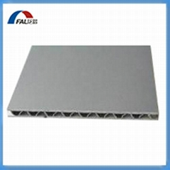 Cost Effective and Environment-friendly Aluminum Corrugated Composite Panel for