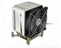LGA 2011 Square CPU industrial heat
