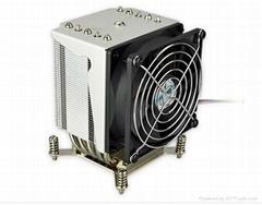 LGA 2011 Square CPU industrial heat sinks