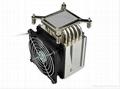 LGA 2011 Square CPU industrial heat sinks  2