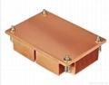 Intel LGA 2011/1155/1156/1356 Standard Copper skived 1u cpu heat sink 3