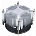 LGA 1150/1155/1156 Sunflower Extrusion heat sink 2