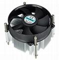 LGA 1150/1155/1156 Sunflower Extrusion heat sink 3