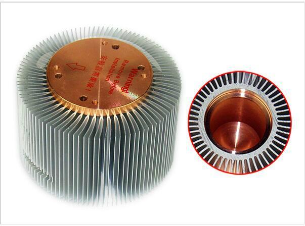 OEM ODM High Power Sunflower Al LED Heat Sink 1