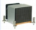 Best seller 1355/1356 PWM CPU cooler heat sink sample 2