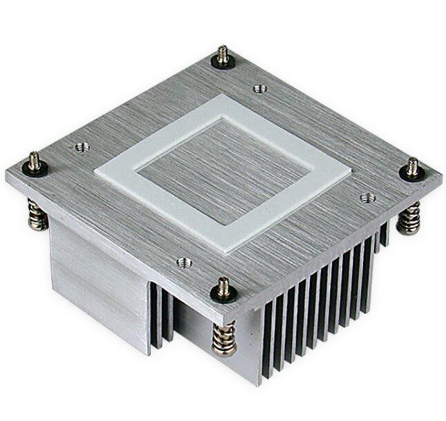 Wholesale Intel CPU PM988/989 skived Al heat sink 1