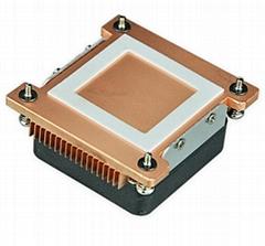 Shenzhen PM478/479 Standard copper 60w heat sink with cooling fan