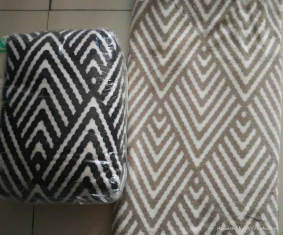 changshu city sherpa flannel blanket 2