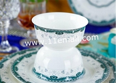 Porcelain Dinnerware for