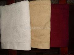 100% Cotton Jacquard towel(AAA cotton)