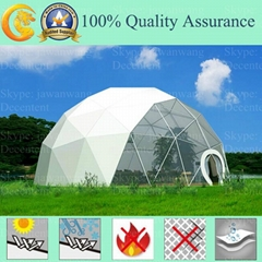 Luxury Geodesic Dome Event Outdoor Party Tent with PVC Fabric