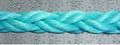 鑫旗魚牌 8股船用泊纜繩 3
