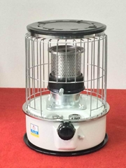 Portable Camping Heater Free from Electricity