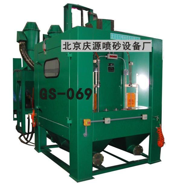 GS-069 多工位自動液體/干式噴砂機 1
