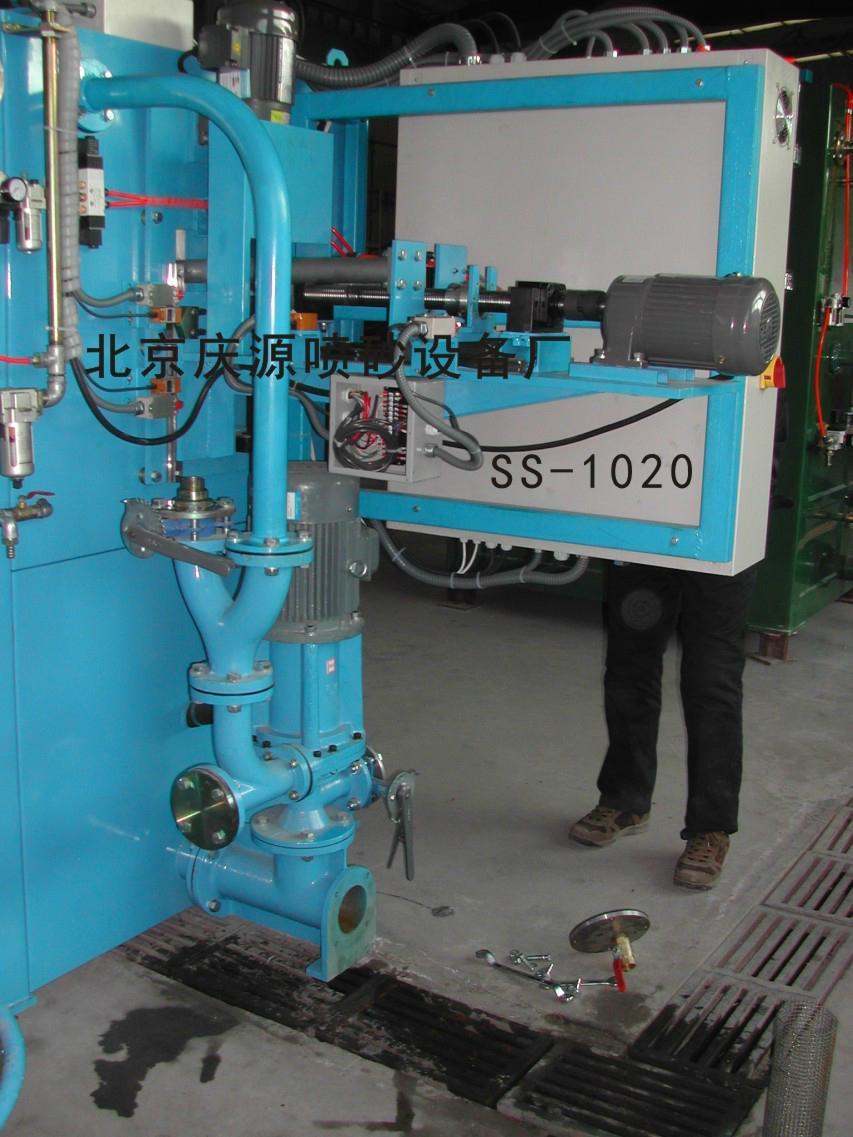 GS-069 多工位自動液體/干式噴砂機 4
