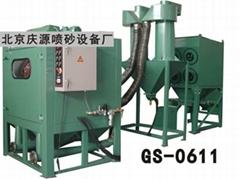 GS-0611 GS-994 滾筒型全自動干式噴砂機