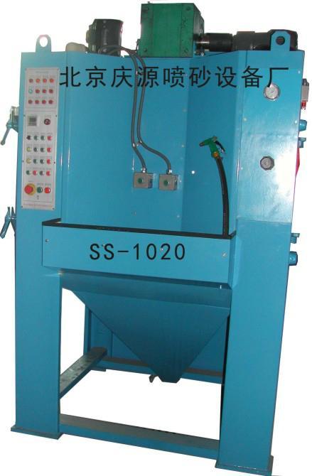 GS-069 多工位自動液體/干式噴砂機 5