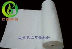 工業電爐隔熱材料陶瓷纖維制品的設計使用