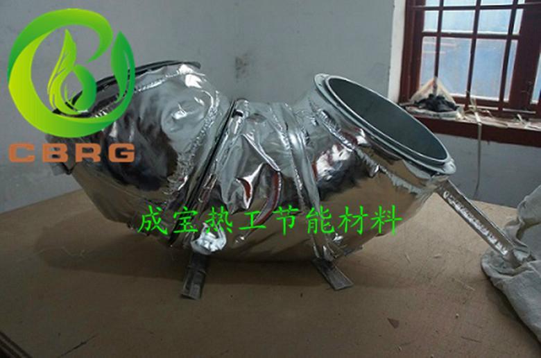 工业电炉隔热材料陶瓷纤维制品的设计使用 3