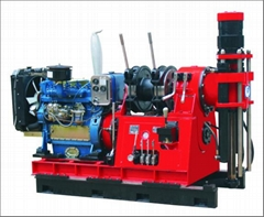 LGY-650 core sample drilling rig, soil sample drilling machine