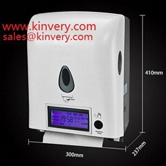 Automatic sensor paper towel/roll paper/tissue Napkin dispenser