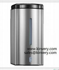Automatic sensor liquid soap/detergent/lotion/sanitizer/foam dispenser