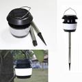 Solar Garden Light With Mosquito Repellent 3
