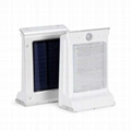 Solar Motion Light With AAA Removable Battery 3