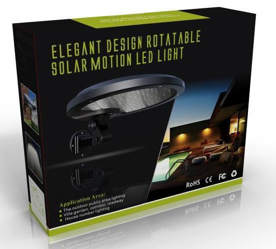 Solar motion led light 5