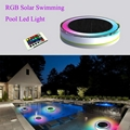 Solar swimming pool led light       4
