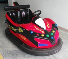 Diamond precursor drift bumper car