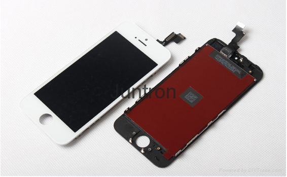 Touch Screen Digitizer glass panel Assembly Replacement For iphone 5/5s/5c 3