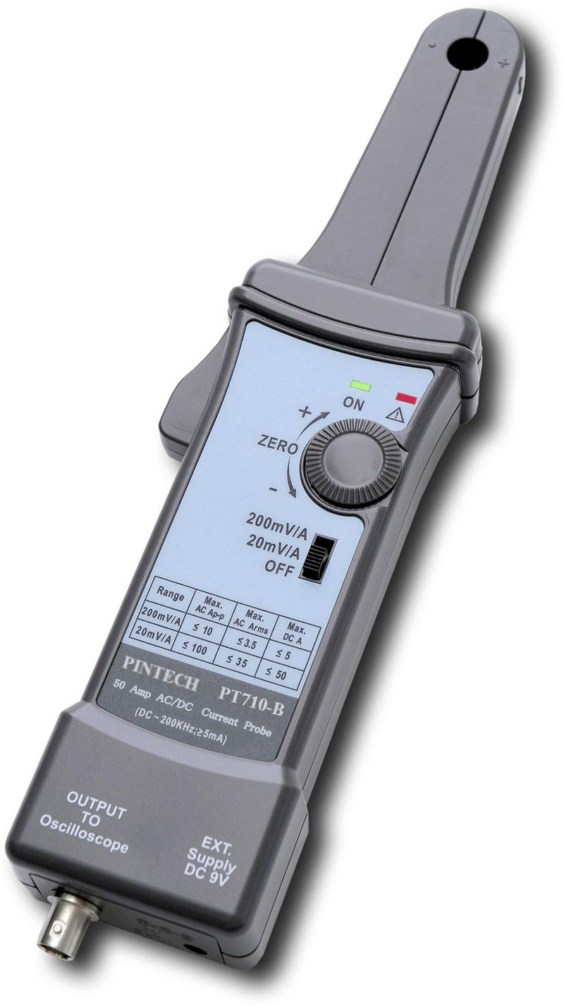 柔性電流探頭示波器專用PTE003 (20KHz 300A) 3
