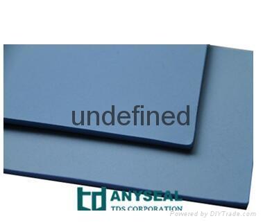 藍色填充改性聚四氟乙烯板 1