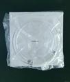 Circular Shape Quartz Uv Germicidal Lamp Ozone Free 254nm