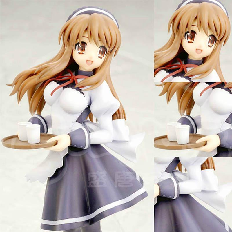 日本美少女塑膠人偶 5