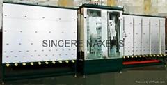 Open Top Vertical Glass Machine